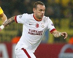 Sneijder Ayrılacak mı?