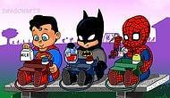 Kahramanların Bebekleri