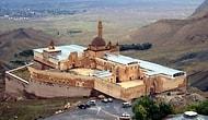İshak Paşa Sarayı'nın Üzeri PVC Çatı ile Kaplandı
