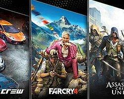 Ubisoft'un hayalet oyunları..they are everywhere..