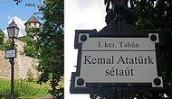 Gurur! Ulu Önder Mustafa Kemal Atatürk'ün, Dünyanın Çeşitli Ülkelerinde İsminin Verildiği Yerler