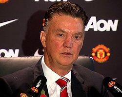 """Van Gaal: """"Berbat Hissediyorum"""""""