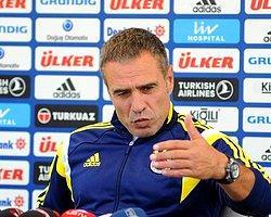 Fenerbahçe Yönetiminden Ersun Yanal Tezahüratına Önlem