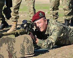 Genelkurmay Özel Kuvvetler Komutanı Azeri-Ermeni Sınırında!