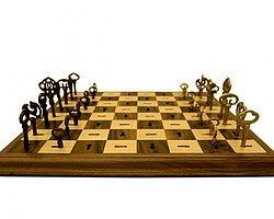 Anahtarlı satranç