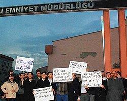Kocaeli'de Polislere Gözaltı
