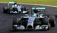 Brezilya'da Zafer Rosberg'in