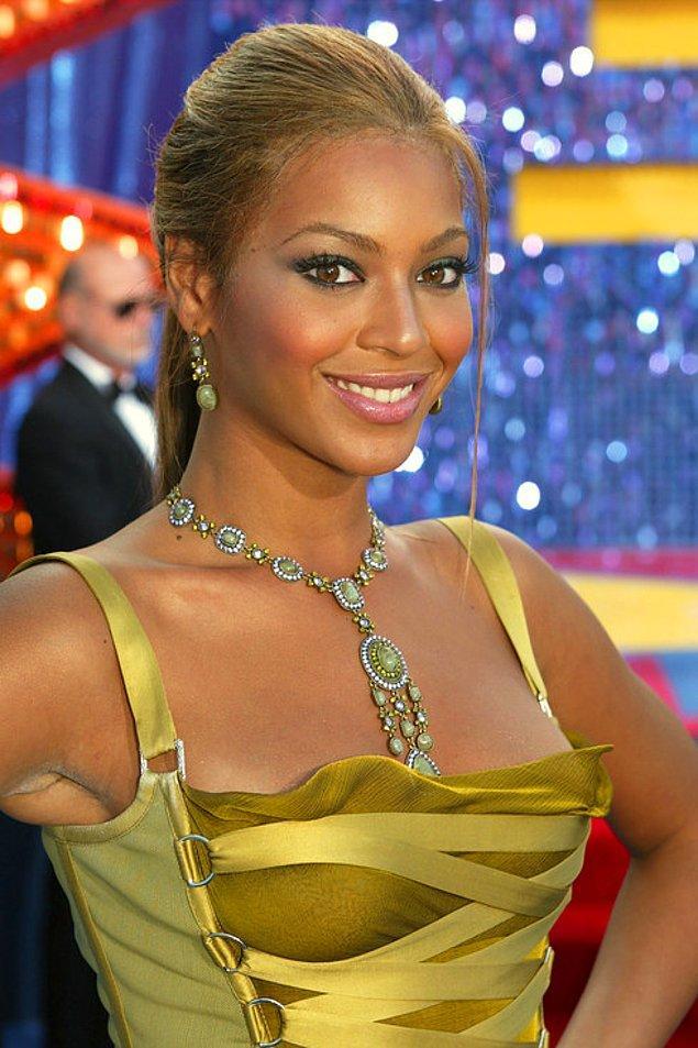 3. Beyonce - 2003