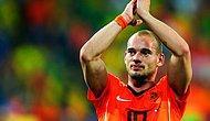 UEFA'dan Sneijder'e Özel Ödül