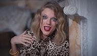 Taylor Swift Bombasını Patlattı: Blank Space