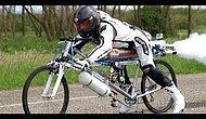 Bisikletiyle Ferrari'ye nal toplatan İsveçli