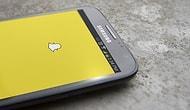 Snapchat kullanıcılarını uyarıyor !