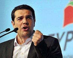 Yunanistan'dan Erken Seçim Talebi