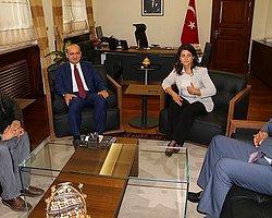 HDP İle Hükümet Arasında Siyasi Temaslar Başlıyor: İlk Görüşme Akdoğan'la
