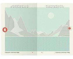 Norveç Yeni Pasaportlarını Görücüye Çıkarttı