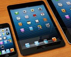 Apple Gelirlerinin Yüzde 20'sini iPhone, Yüzde 6'sını da iPad Satışından Kazanıyor