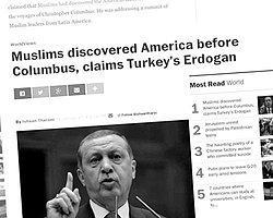 Erdoğan'ın 'Amerika'yı Yeniden Keşfi' Dünya Medyasında da Yankılandı: Desteksiz Attı
