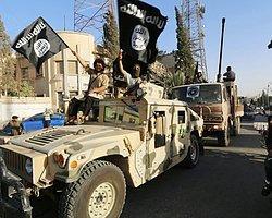 """""""IŞİD En Az 200 Bin Kişilik Bir Orduya Sahip"""""""