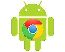Android İçin Chrome 39 Hazır