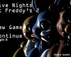 3-Five Nights at Freddy's 2