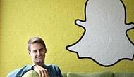 Snapchat'in Kurucusu Baba Evinden Ayrıldı