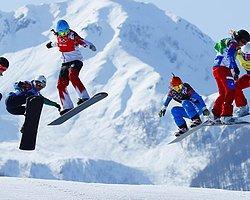 Snowboard Dünya Kupası 19-20 Aralık'ta İstanbul'da!