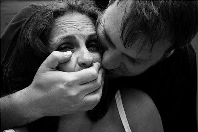 4. ABD'de, her 6 dakikada bir kadına tecavüz ediliyor.