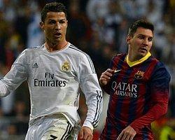Ronaldo'dan Rekortmen Messi'ye Dev Fark