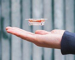 Dünyanın En Küçük Drone'u SKEYE Nano Drone Satışa Çıktı
