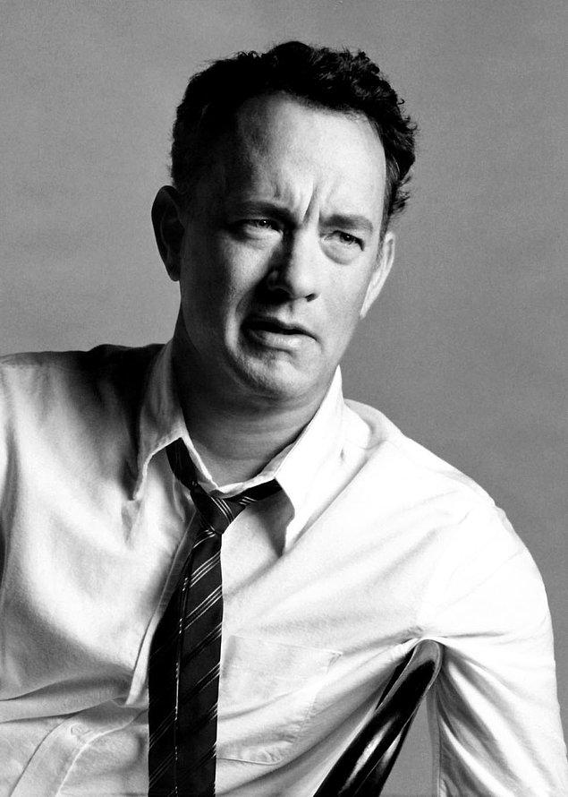 6. Tom Hanks - Yeni Hayat / Cast Away (2000)
