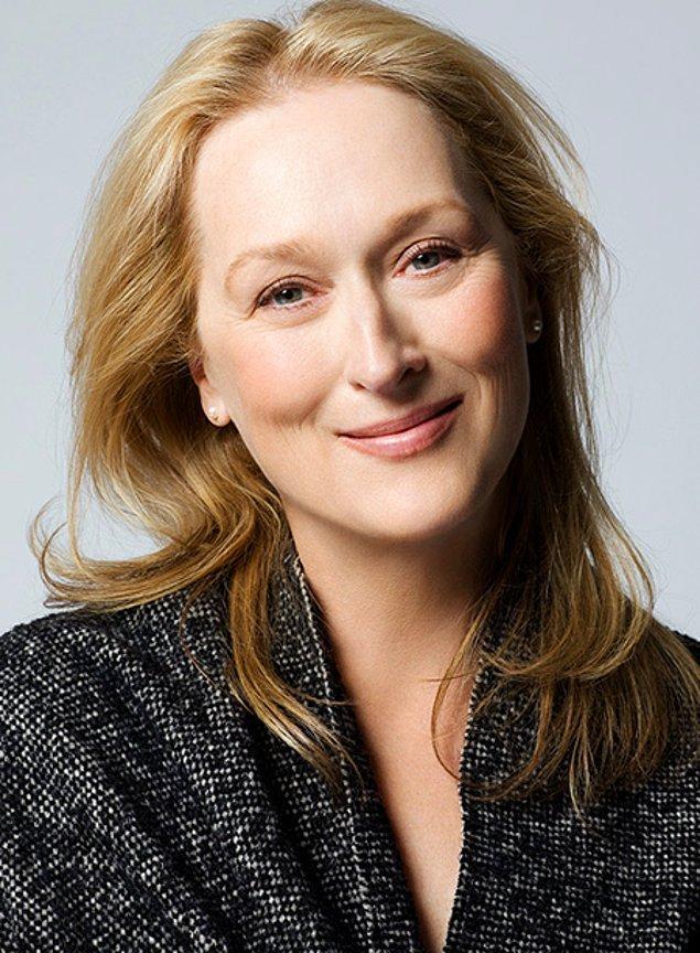 7. Meryl Streep - Demir Leydi / The Iron Lady (2011)