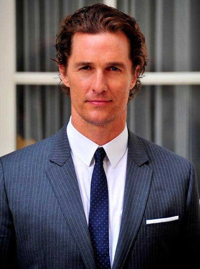 13. Matthew McConaughey - Sınırsızlar Kulubü / Dallas Buyers Club (2013)