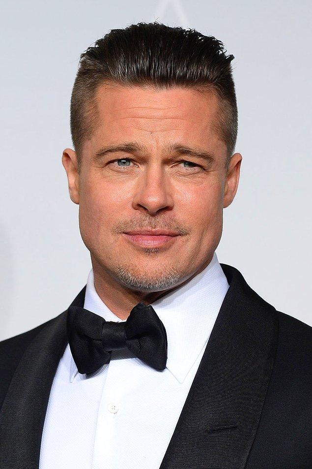 15. Brad Pitt - Benjamin Button'ın Tuhaf Hikayesi / The Curious Case of Benjamin Button (2008)