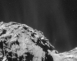 Rosetta Kuyrukluyıldızın Dumanını Görüntüledi