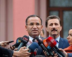 Adalet Bakanı Bozdağ'dan 'Yayın Yasağı'  Açıklaması