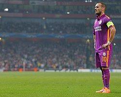 """""""Wesley Sneijder, Manchester United'a Gidebilir"""""""