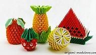 Origamiyi Üç Boyuta Taşıyan 24 İnanılmaz Sanat Eseri