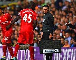 Balotelli'nin Başı Yine Derde Girdi