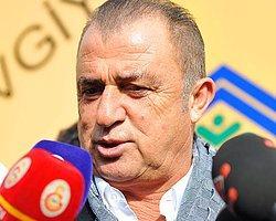 Fatih Terim'den 'Hamza Hamzaoğlu' Yorumu