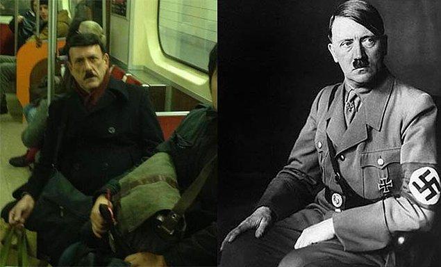 17. Adolf Hitler
