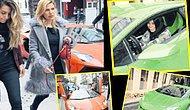 Yağmur Sarıoğlu Ve Asena Erkin'in Araba Yarışı!