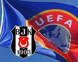 UEFA, Beşiktaş İçin İstanbul'a Geliyor