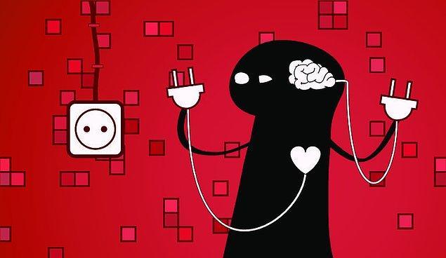 """""""Aşık olmak"""" ile """"Obsesif-kompulsif kişilik bozukluğuna sahip olmak"""" vücutta aynı biyokimyasal etkiyi yaratıyor."""