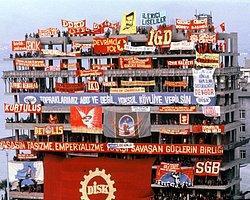 21 Nostaljik Afişle Türkiye Solu
