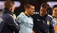 Manchester City'de Agüero Şoku!