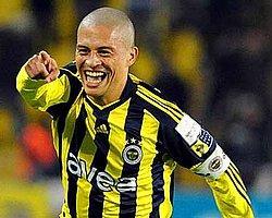 Alex de Sousa Futbolu Bıraktı!