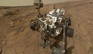 Curiosity'in İndiği Krater Bir Zamanlar Gölmüş