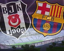 Beşiktaş'a Barcelona Müjdesi