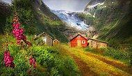 Görmek İsteyeceğiniz Yerlere Norveç'i Eklemenize Neden Olacak 46 İnanılmaz Fotoğraf