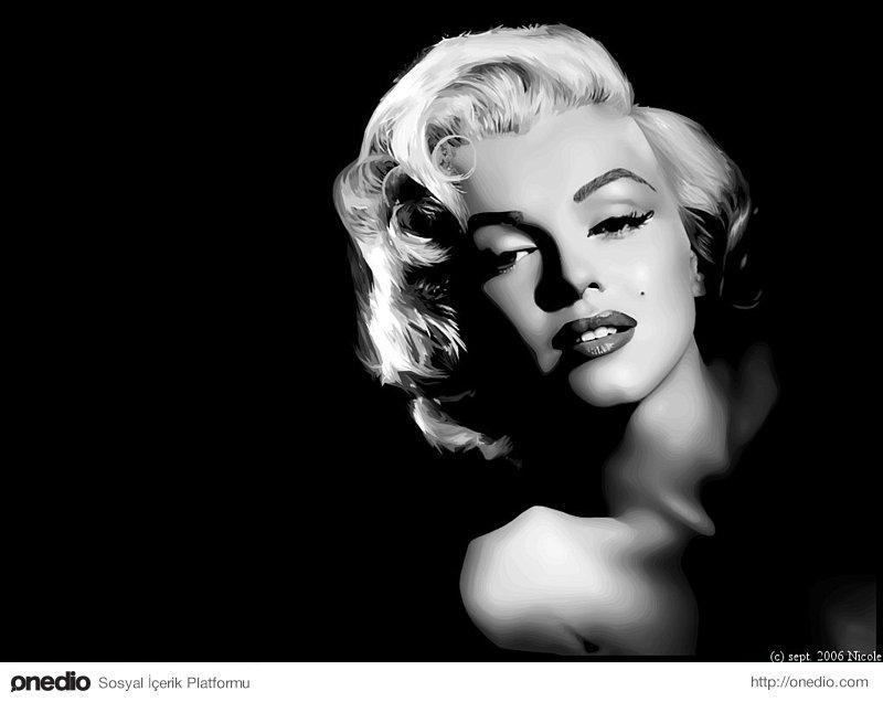 e1cd936e5ea A dan Z ye Marilyn Monroe - onedio.com